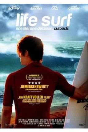 Poster: Life Surf - One Life. One Decision. Cutback