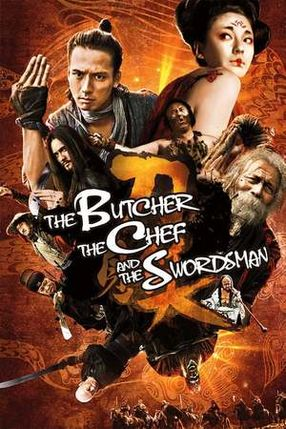 Poster: The Butcher, the Chef and the Swordsman