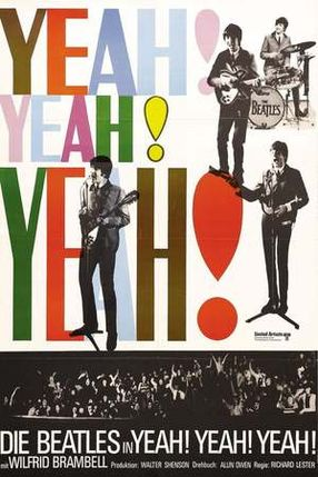 Poster: Yeah! Yeah! Yeah!