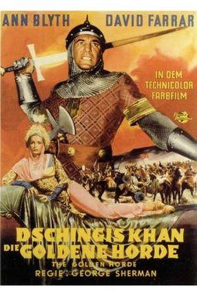 Poster: Die goldene Horde