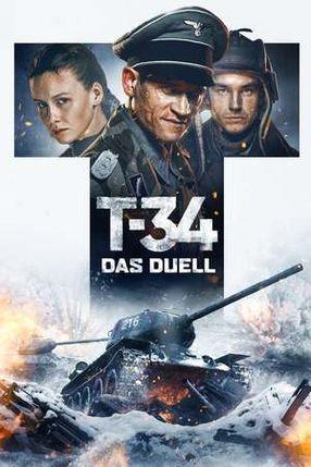 Poster: T-34: Das Duell