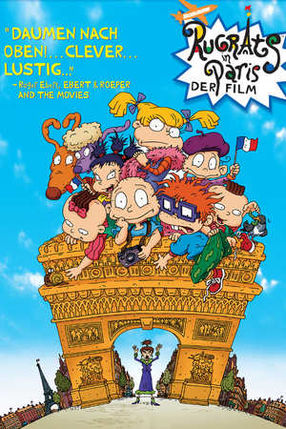 Poster: Rugrats in Paris: Der Film