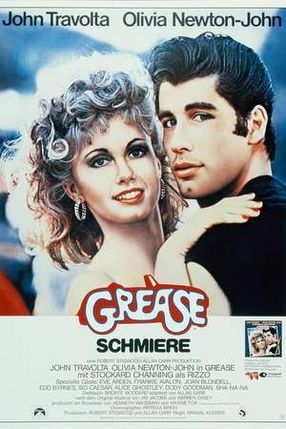 Poster: Grease