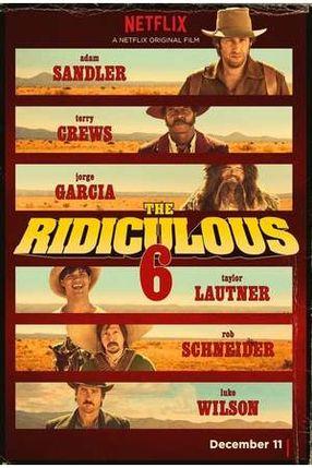 Poster: Die lächerlichen Sechs