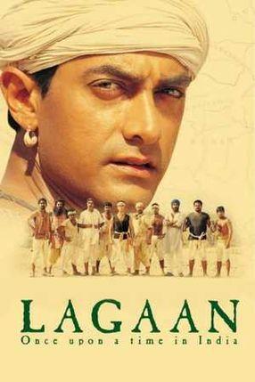 Poster: Lagaan - Es war einmal in Indien