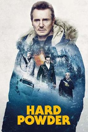 Poster: Hard Powder
