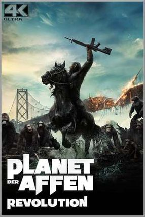 Poster: Planet der Affen - Revolution