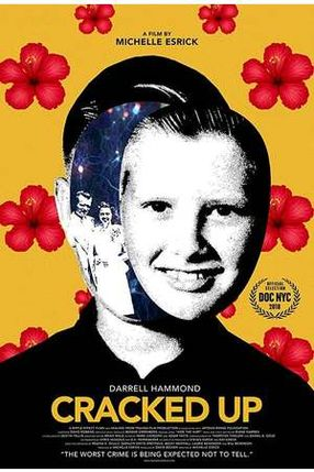 Poster: Cracked Up: The Darrell Hammond Story