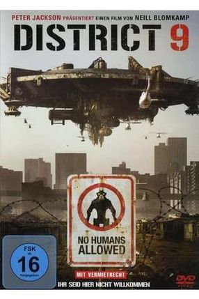 Poster: District 9