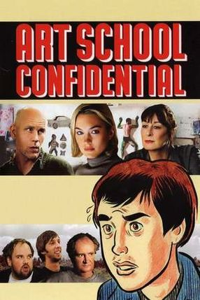 Poster: Art School Confidential