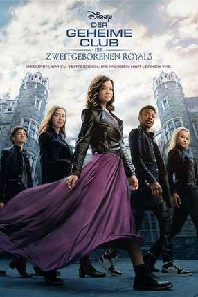 Poster: Der geheime Club der zweitgeborenen Royals