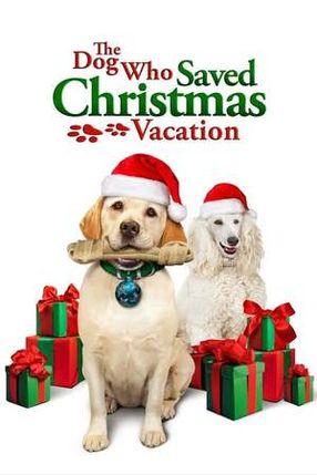 Poster: Ein Hund rettet die Weihnachtsferien