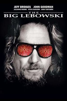 Poster: The Big Lebowski