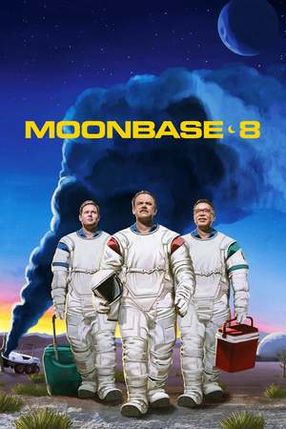 Poster: Moonbase 8
