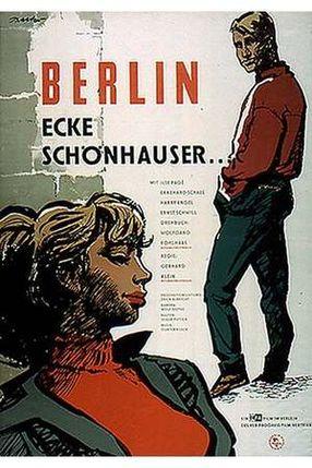 Poster: Berlin - Ecke Schönhauser...