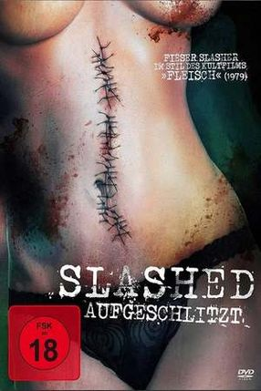 Poster: Slashed - Aufgeschlitzt
