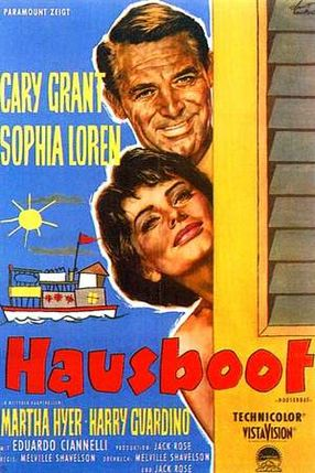 Poster: Hausboot