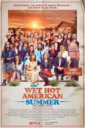 Poster: Wet Hot American Summer: Zehn Jahre später