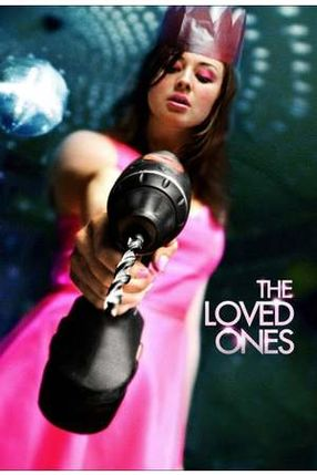 Poster: The Loved Ones - Pretty in Blood