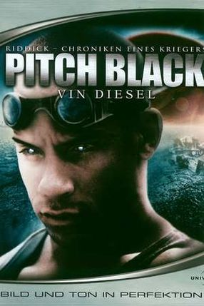 Poster: Pitch Black - Planet der Finsternis