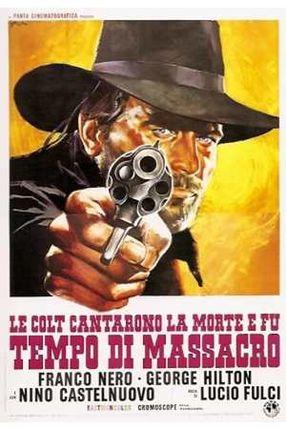 Poster: Django - Sein Gesangbuch war der Colt