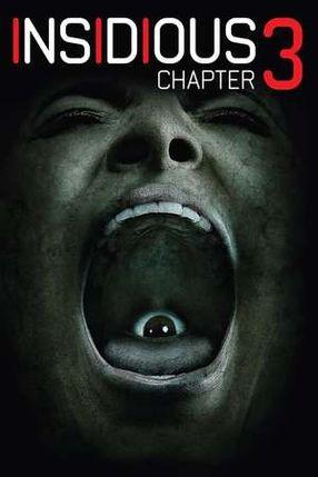 Poster: Insidious: Chapter 3 - Jede Geschichte hat einen Anfang