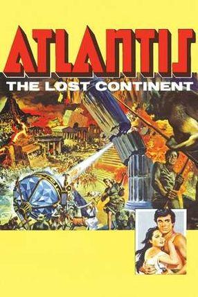 Poster: Atlantis - Der verlorene Kontinent