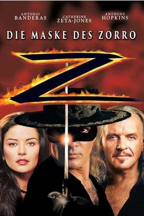 Poster: Die Maske des Zorro