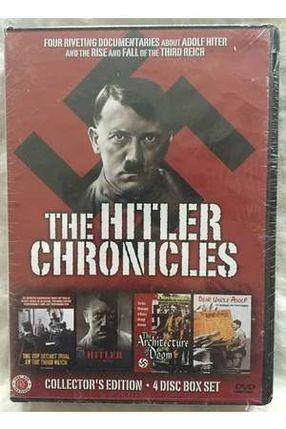 Poster: Die Hitler-Chronik