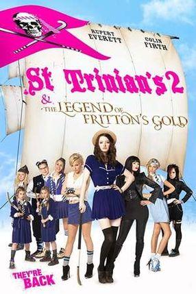 Poster: Die Girls von St. Trinian 2 - Auf Schatzsuche