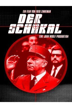 Poster: Der Schakal