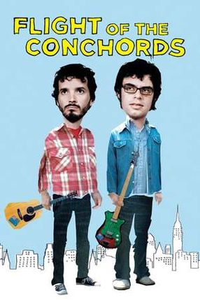 Poster: Flight of the Conchords