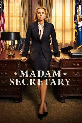 Poster: Madam Secretary
