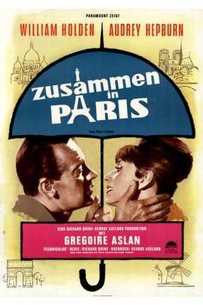 Poster: Zusammen in Paris