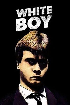 Poster: White Boy
