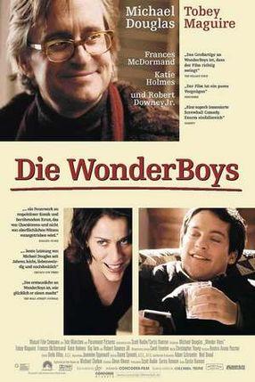 Poster: Die WonderBoys