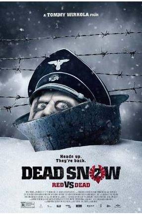 Poster: Dead Snow - Red vs. Dead