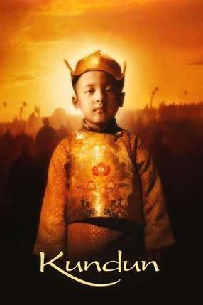 Poster: Kundun