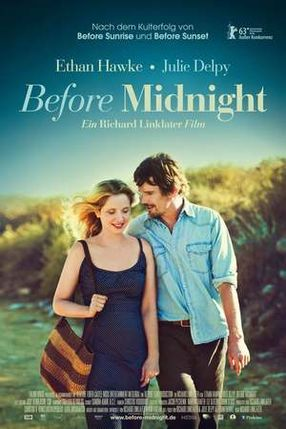 Poster: Before Midnight