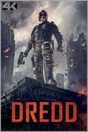 Poster: Dredd