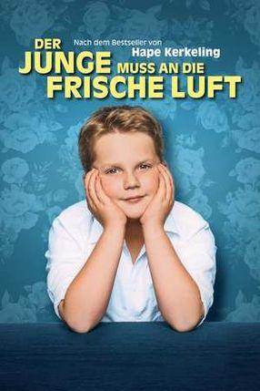 Poster: Der Junge muss an die frische Luft