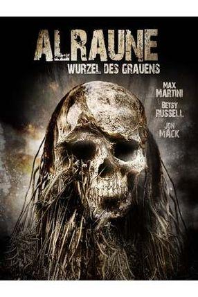 Poster: Alraune - Die Wurzel des Grauens