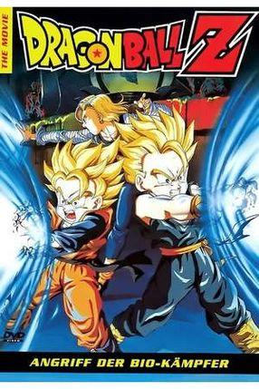 Poster: Dragonball Z 11: Angriff Der Bio-Kämpfer