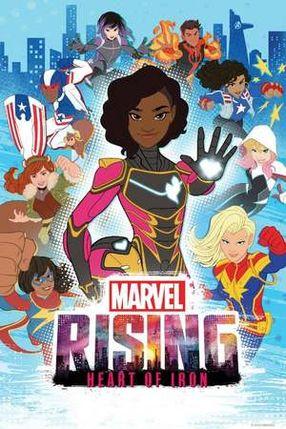 Poster: Marvel Rising: Heart of Iron