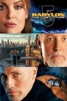 Poster: Spacecenter Babylon 5 - Vergessene Legenden