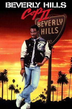 Poster: Beverly Hills Cop II