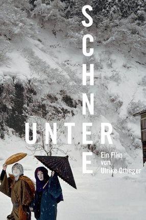 Poster: Unter Schnee
