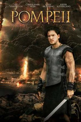 Poster: Pompeii