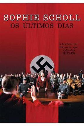 Poster: Sophie Scholl – Die letzten Tage