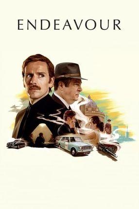 Poster: Der junge Inspektor Morse